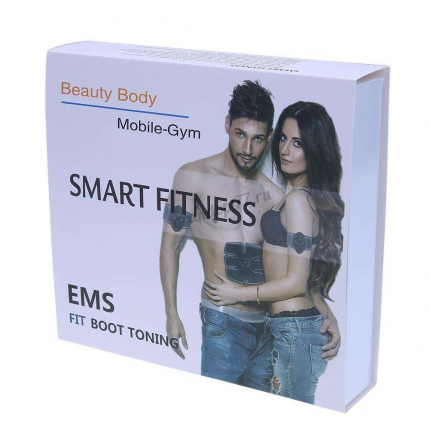 Пояс-миостимулятор Beauty Body Smart Fitness оптом